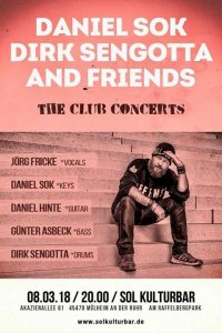 DANIEL SOK & FRIENDS